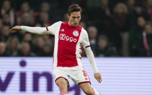 'De komende vier maanden niet spelen, is voor mij én Ajax niet goed'