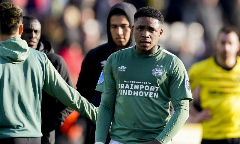 Afbeelding: 'Leicester City wil Bergwijn verlossen van sportieve crisis bij PSV'