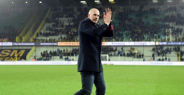 Clement krijgt goed nieuws uit ziekenboeg in aanloop naar KV Kortrijk