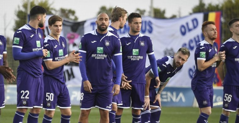 Stoica: 'Dit is Anderlecht niet, ze verdienen Play-Off 1 niet'
