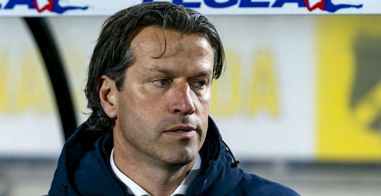 Faber zinspeelt op harde maatregelen na 'wanprestatie' PSV: Het is graag of niet