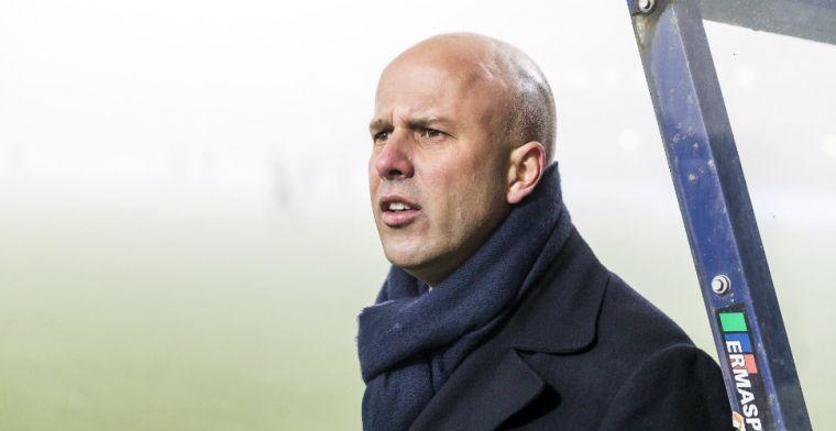 Slot droomt van 'fenomenale club': 'Zullen het vast belachelijke uitspraak vinden'