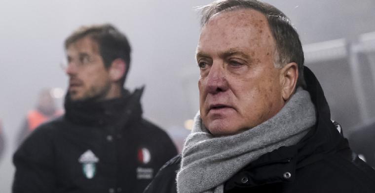 Advocaat: 'Dat is bij elke Eredivisie-ploeg zo, behalve misschien Ajax'