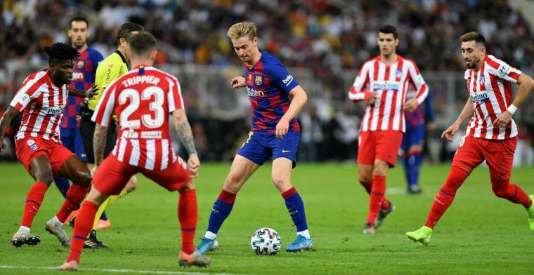 Trainerswissel bij Barça 'perfect' voor De Jong: 'Zal veel meer gaan excelleren'