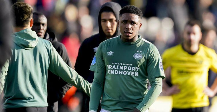 'Leicester City wil Bergwijn verlossen van sportieve crisis bij PSV'