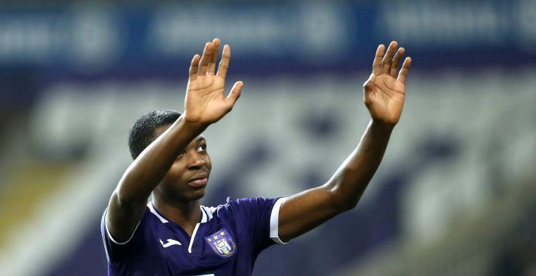 Anderlecht vreest voor rest van seizoen: Play-Off 2 is niet voor ons