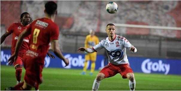 Derijck mikt bij Kortrijk op derde finale in vier jaar tijd: Een goed blok