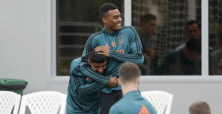 'Toen ik debuteerde, draaide Ajax voor geen meter: Ryan voetbalt nu heerlijk mee'
