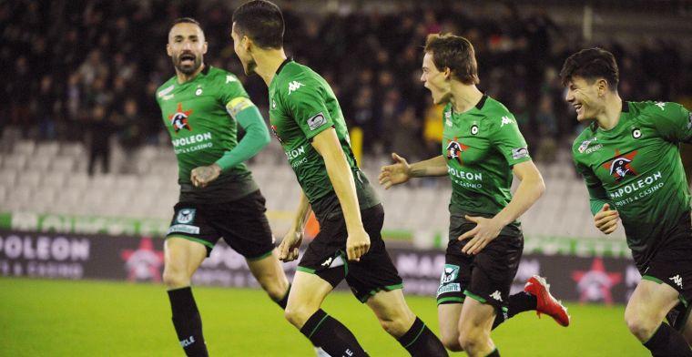 OFFICIEEL: Cercle Brugge neemt afscheid van zomertransfer Serrano
