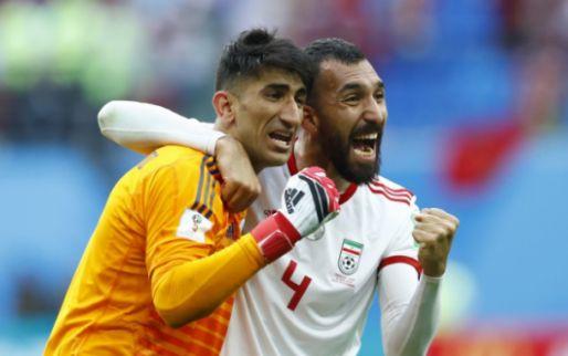'Geen Genk, wel Antwerp voor Iraanse doelman Beiranvand'