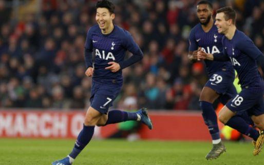 Afbeelding: FA Cup: Tottenham moet op herhaling, Chelsea blijft moeizaam overeind in Hull