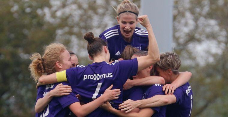 De Caigny schiet vrouwen van Anderlecht voorbij Genk naar bekerfinale