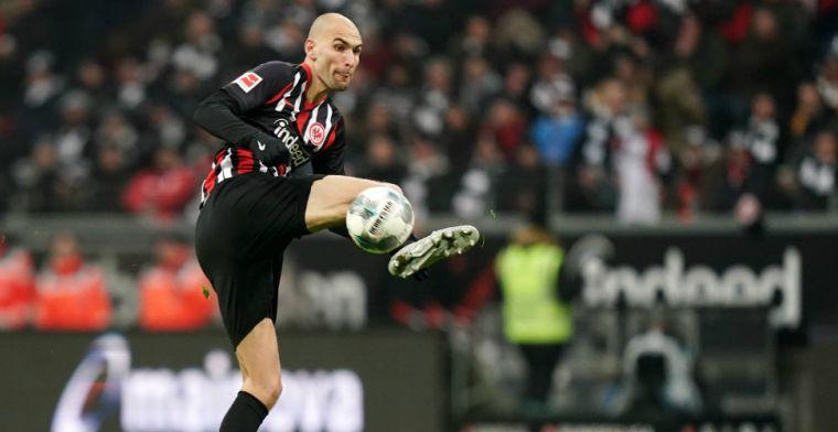 Spanning neemt toe in Bundesliga: Dost en Frankfurt verrassen koploper RB Leipzig