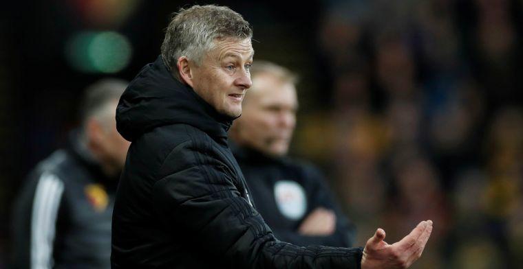 Manchester United gaat transfermarkt nog op: 'Weten dat we ons moeten versterken'