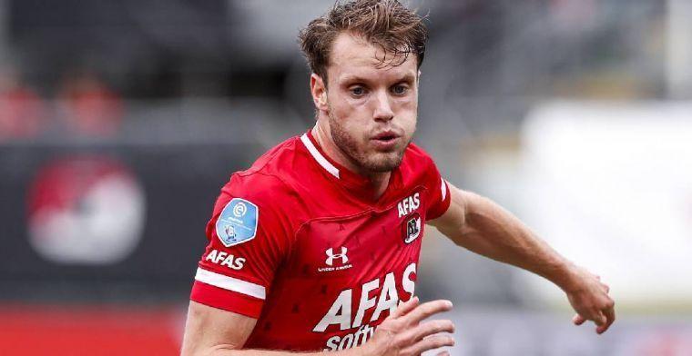 Hansie ontfutselt naam van geïnteresseerde club bij Ouwejan: 'Nee, niet Basel'