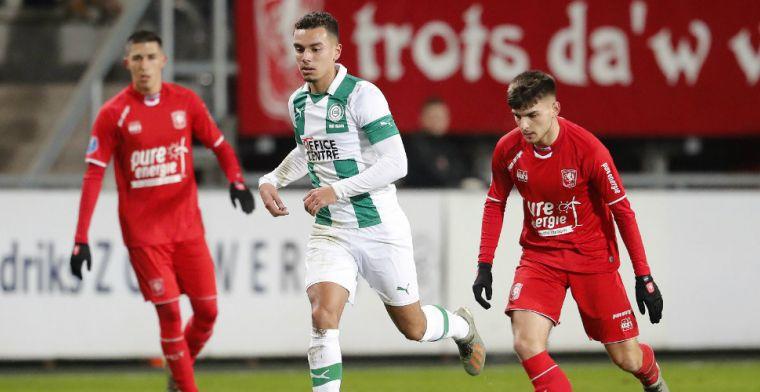 Van Kaam baalt van blessure bij Ajax: 'Had me graag met hem willen meten'