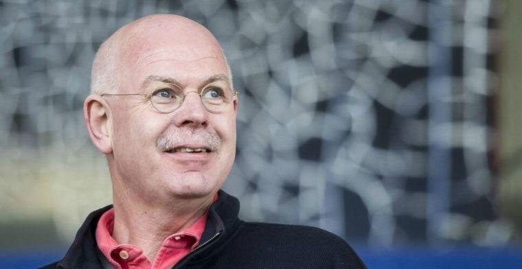 Gerbrands reageert op Derksen-verhaal: 'Kan nooit volledige transparantie geven'