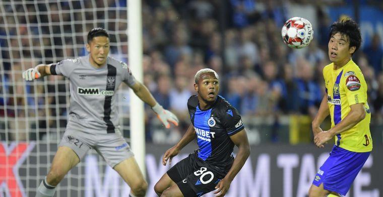 """Club Brugge krijgt raad: """"Geen nieuwe spits, vertrouwen aan Openda/Okereke"""""""