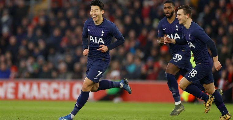FA Cup: Tottenham geeft voorsprong weg en moet op herhaling tegen Southampton