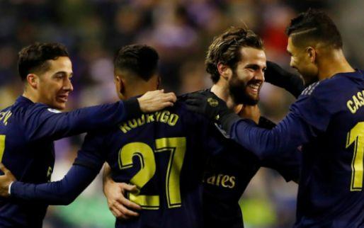 Afbeelding: Real Madrid doet zichzelf groot plezier na Barça-zeperd en met stadsderby op komst