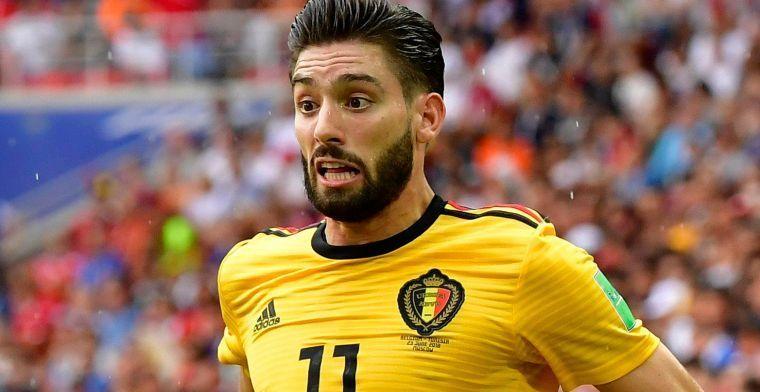 UPDATE: Carrasco hoopt: 'Engelse club hoopt snel huurdeal af te ronden'