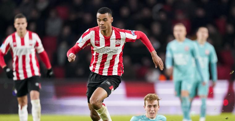 Gakpo slaat vier PSV'ers over: Ik zou hetzelfde reageren als Lammers