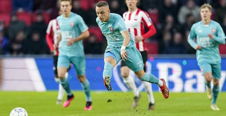 Lang: 'Beetje andersom in vergelijking met Ajax, voel je in je benen'