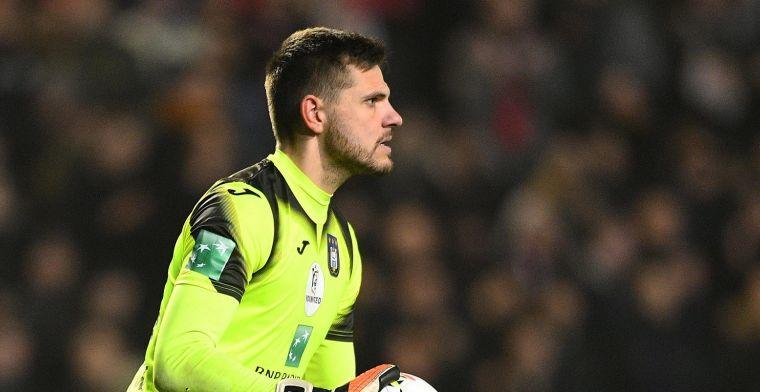 Van Crombrugge is redder bij Anderlecht: Dat hebben we niet gedaan