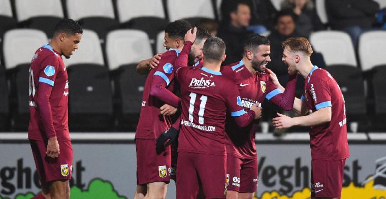 Verheugd Vitesse gaat door met 'betrouwbare partij': Ook volgend seizoen