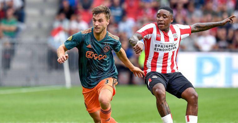 Bergwijn-berichten sijpelen door bij Ajax: 'Voor ons goed dat hij vertrekt'