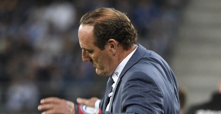 Vanderhaeghe denkt eraan om basispionnen te sparen tegen Club Brugge