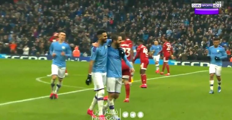 Champagnevoetbal: beauty Silva, Manchester City werkt aan monsterscore