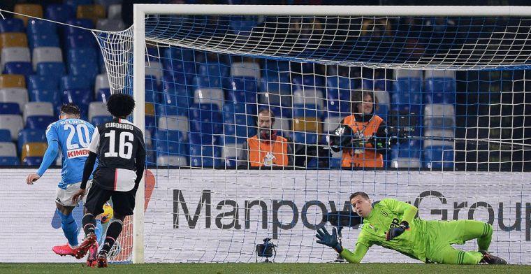 Serie A blijft spannend: Juventus verliest kraker en verzuimt uit te lopen