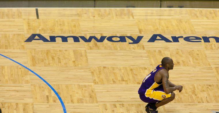 Voetbalwereld reageert geschokt op dood basketballegende Kobe Bryant (41)