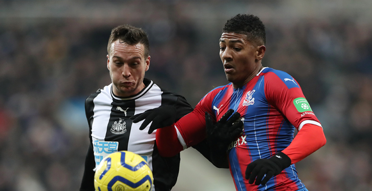 Voetbal International: Van Aanholt moet nieuwe linksback PSV worden