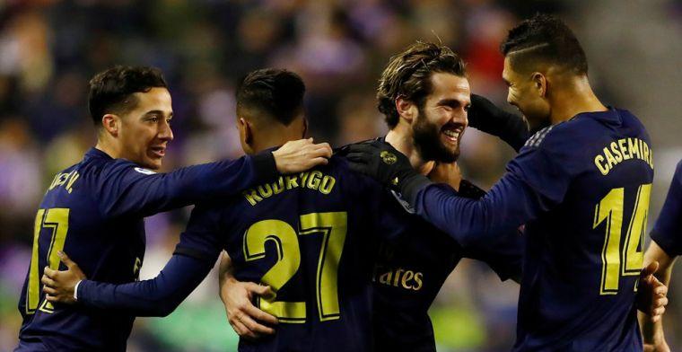 Real Madrid doet zichzelf groot plezier na Barça-zeperd en met stadsderby op komst