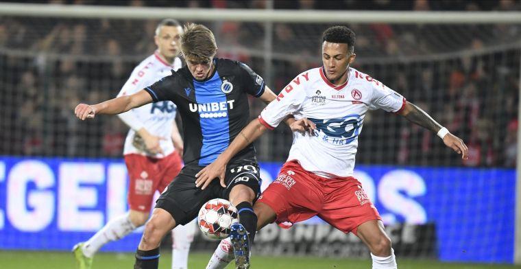 Club Brugge laat twee dure punten liggen in het Guldensporenstadion