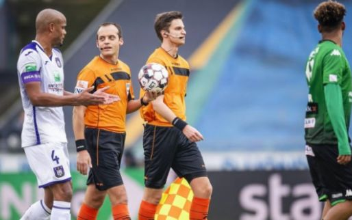 """Gumienny is duidelijk: """"Cercle Brugge moest penalty krijgen tegen Anderlecht"""""""