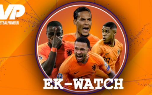 Afbeelding: EK-watch: Bergwijn neemt groot Oranje-risico, Nederlandse verrassing in Italië