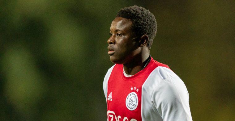 OFFICIEEL: Ajax stalt Bandé (ex-KV Mechelen) 1,5 jaar in Zwitserland