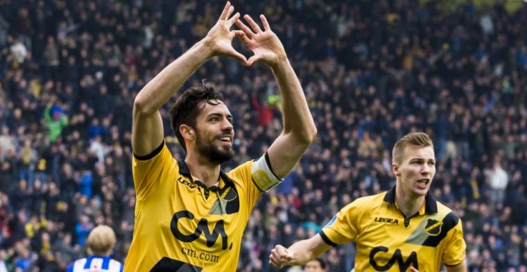 'Voormalig NAC-captain druipt af na vastgelopen onderhandelingen met Arsenal'