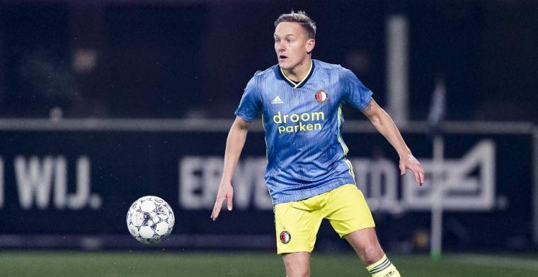 Feyenoord naar Sittard voor restant bekerduel: 'Nog nooit eerder meegemaakt'