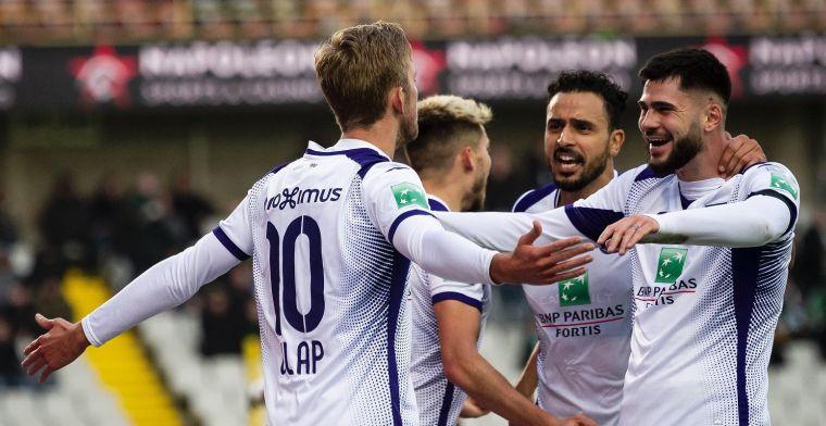 Ongezien: Anderlecht wint, maar volledige ploeg krijgt een onvoldoende