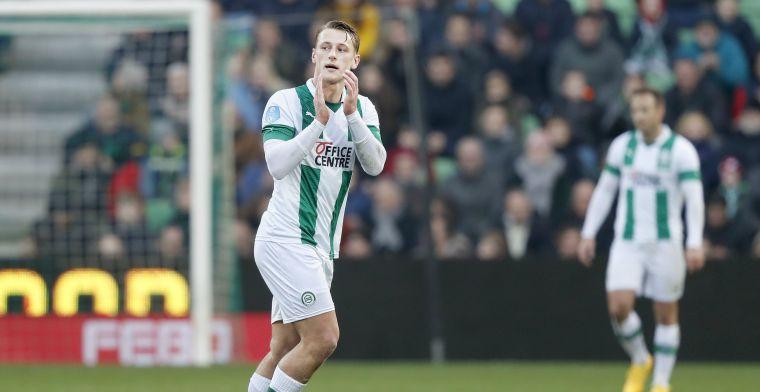 'Harde werker, maar voor het niveau van Ajax komt hij simpelweg tekort'