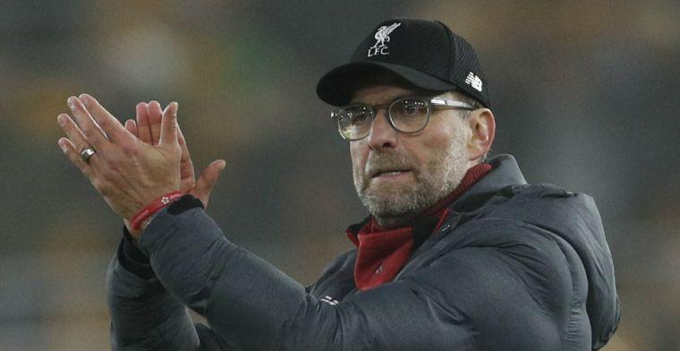 Klopp neemt snipperdag: trainer en spelers boycotten FA Cup-return