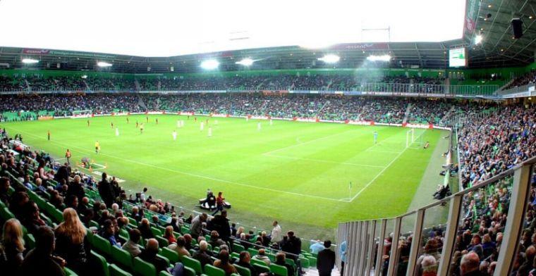 Groningse fans gaan tegen Ajax weer de fout in: 'Zeer frustrerende consequenties'