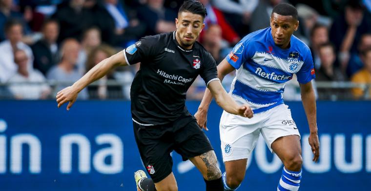 'Cavlan wil wel, maar mag van Austria Wien niet terugkeren naar de Eredivisie'