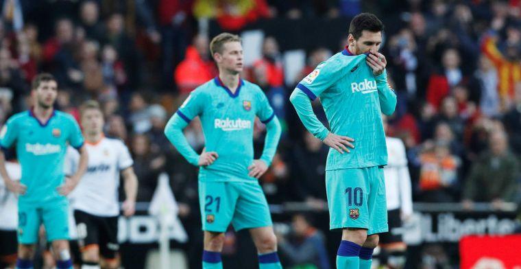 'Ik heb mijn twijfels over hoe goed Frenkie de Jong speelt bij FC Barcelona'