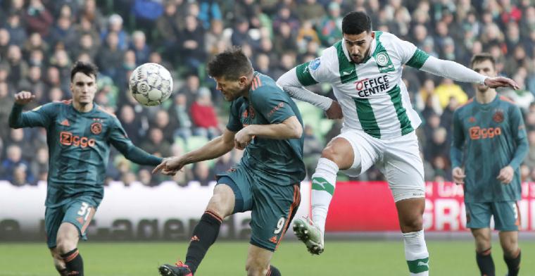Vermeulen: 'In de hiërarchie is Huntelaar een plaats gezakt bij Ajax'