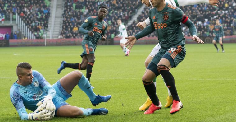 'Moet er alles aan doen om m'n plek bij het Nederlands elftal terug te krijgen'